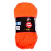Příze Everyday, 70051, oranžová neon