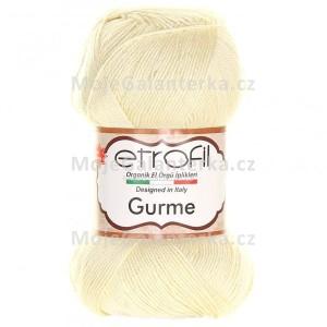 Příze Gurme, 70148, ecru