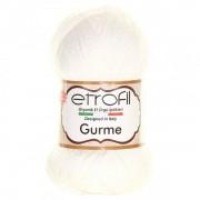 Příze Gurme, 70171, bílá