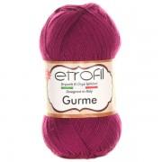Příze Gurme, 70609, vínově fialová
