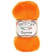Příze Gurme, 72044, oranžová