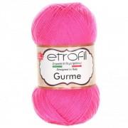 Příze Gurme, 73041, sytě růžová