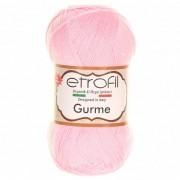 Příze Gurme, 73098, růžová
