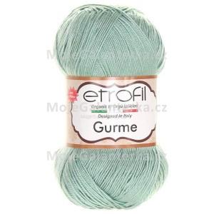 Příze Gurme, 74021, mentolová