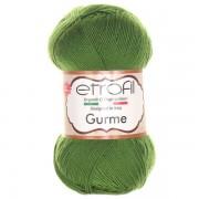 Příze Gurme, 74023, zelená