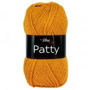 Příze Patty, 4489, hořčicová