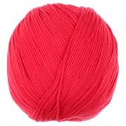 Příze Perlina, 50109, červená