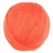Příze Perlina, 50129, oranžová