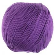 Příze Perlina, 50138, fialová