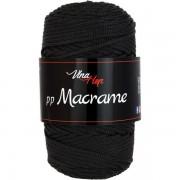 Příze PP Macrame (VH), 4001, černá