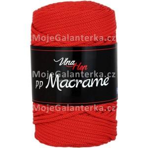 Příze PP Macrame (VH), 4008, červená