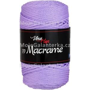 Příze PP Macrame (VH), 4068, fialová (lila)
