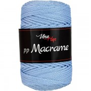 Příze PP Macrame (VH), 4086, světle modrá