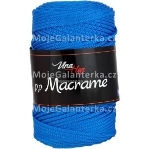 Příze PP Macrame (VH), 4100, modrá