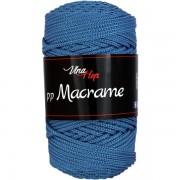 Příze PP Macrame (VH), 4601, modrá