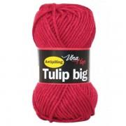 Příze Tulip Big, 4019, červená