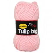 Příze Tulip Big, 4026, světle růžová