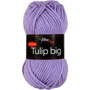 Příze Tulip Big, 4072, světle fialová