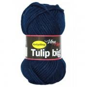 Příze Tulip Big, 4121, tmavě modrá