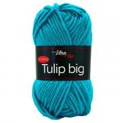 Příze Tulip Big, 4124, tyrkysová