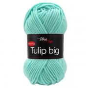 Příze Tulip Big, 4136, světlý tyrkys (mint)