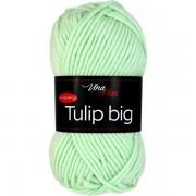 Příze Tulip Big, 4158, světle mentolová