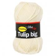 Příze Tulip Big, 4172, smetanová