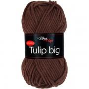 Příze Tulip Big, 4220, hnědá