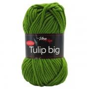 Příze Tulip Big, 4456, zelená