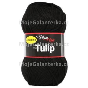 Příze Tulip, 4001, černá