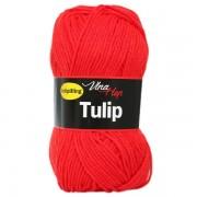 Příze Tulip, 4008, červená