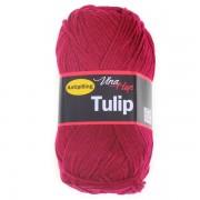 Příze Tulip, 4010, vínová