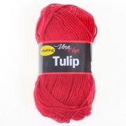 Příze Tulip, 4019, červená