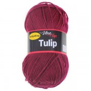 Příze Tulip, 4024, bordó tmavá