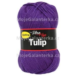 Příze Tulip, 4059, fialová