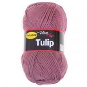 Příze Tulip, 4078, fialová (ostružinová)