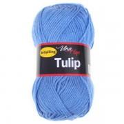 Příze Tulip 4087, modrá