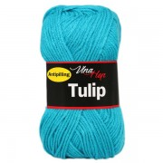 Příze Tulip, 4124, tyrkysová