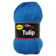 Příze Tulip, 4128, modrá