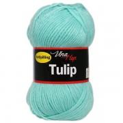 Příze Tulip, 4136, světlý tyrkys (mint)
