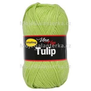 Příze Tulip, 4145, zelená