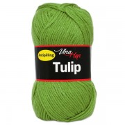 Příze Tulip, 4156, zelená