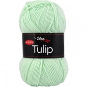 Příze Tulip, 4158, světle mentolová
