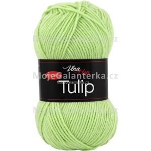 Příze Tulip, 4159, světle zelená