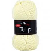 Příze Tulip, 4175, světle žlutá