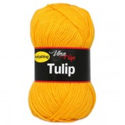 Příze Tulip, 4182, žlutá