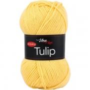 Příze Tulip, 4186, žlutá