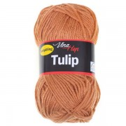 Příze Tulip 4210, světle hnědá