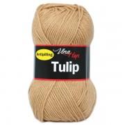 Příze Tulip 4211, světle hnědá