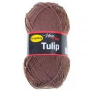 Příze Tulip, 4228, hnědá